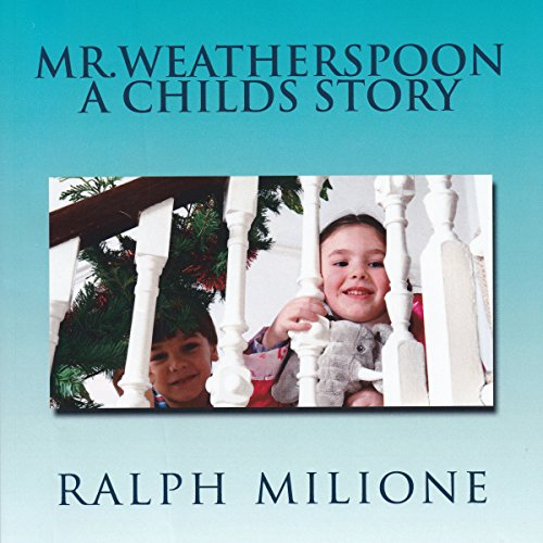 Mr. Weatherspoon audiobook cover art