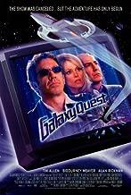 Galaxy Quest Movie Poster (27 x 40 Inches - 69cm x 102cm) (1999) -(Tim Allen)(Sigourney Weaver)(Alan Rickman)(Tony Shalhoub)(Sam Rockwell)(Darryl (Chill) Mitchell)