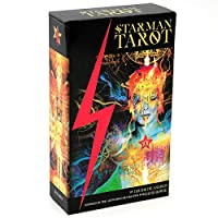 78枚のカード/ Starman Tarot、将来の運命、ゲームボードポーカーの占いガイドカードベーシックデッキタロット