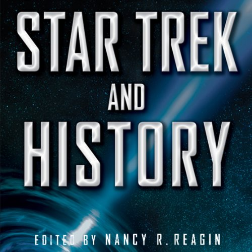 Star Trek and History audiobook cover art