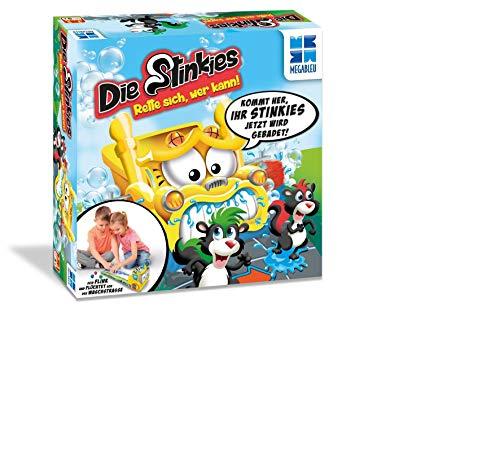 Megableu Die Stinkies-Rette Sich wer Familienspiel, Neuheit