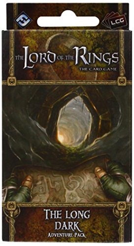Lord of the Rings - 331026 - Jeu De Cartes - The Long Dark