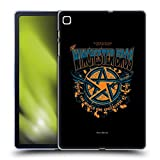 Head Case Designs Officially Licensed Supernatural Apocalypse Graphic Soft Gel Case Compatible with Samsung Galaxy Tab S6 Lite