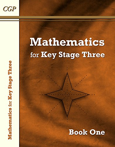 KS3 Maths Textbook 1: perfect for home learning and catch-up (CGP KS3 Maths) (English Edition)