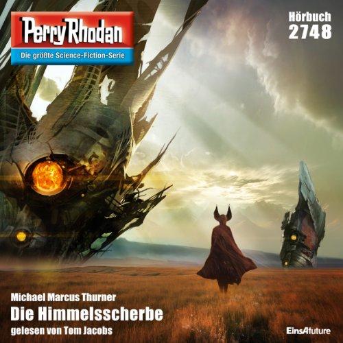 Die Himmelsscherbe (Perry Rhodan 2748) Titelbild