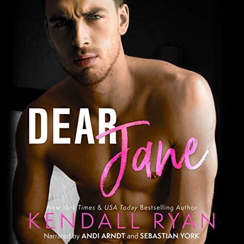 Dear Jane audiobook cover art