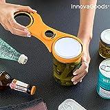 InnovaGoods IG814397 Abrebotes Multifunción 5 en 1, PP