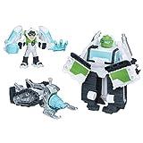 Transformers Playskool Heroes - Figura de Bots de Rescate ártico