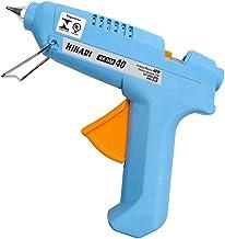 Pistola de Cola 40W Hm40 Bivolt Hikari, Hikari, HM40, Azul