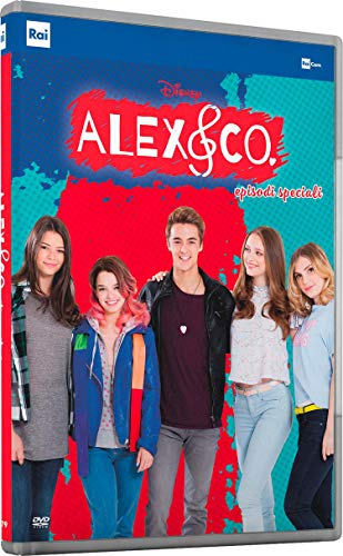 Alex & Co. Quarta serie [Italia] [DVD]