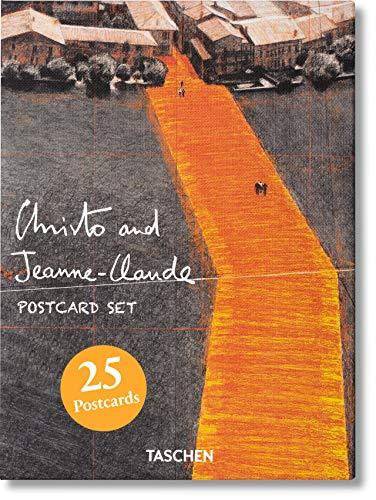 Christo and Jeanne-Claude. Postcard Set: PK