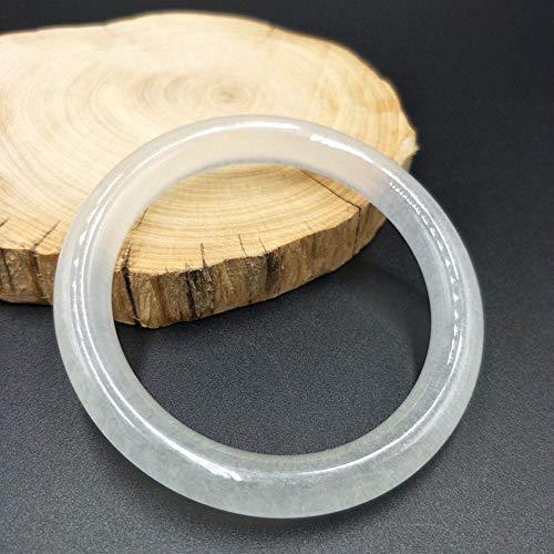 HGJDKSJ Jade armband, handgemaakt, fijn gepolijst, Moederdag