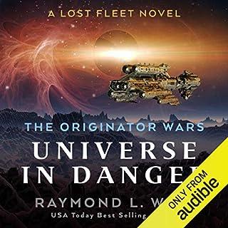 Universe in Danger Titelbild