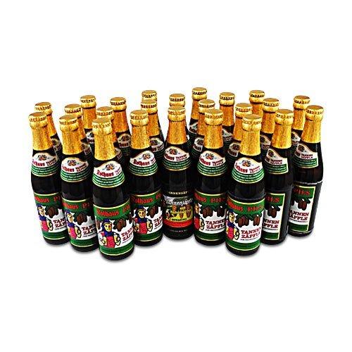 Rothaus Pils Tannenzäpfle (24 Flaschen Bier à 0,33 l; 5.1% vol.) inc. 1.92€ MEHRWEG Pfand