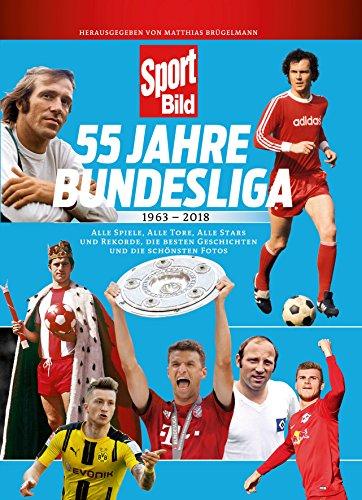55 Jahre Bundesliga: 1963-2018