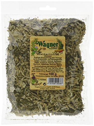 Wagner Gewürze Bratkartoffel Würzer, 7er Pack (7 x 100 g)
