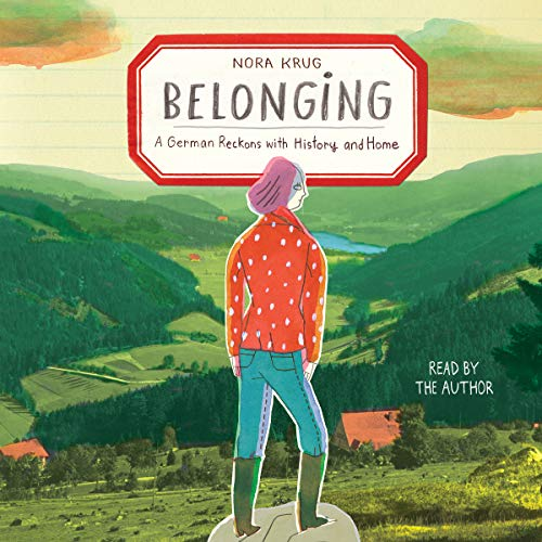Belonging audiobook cover art