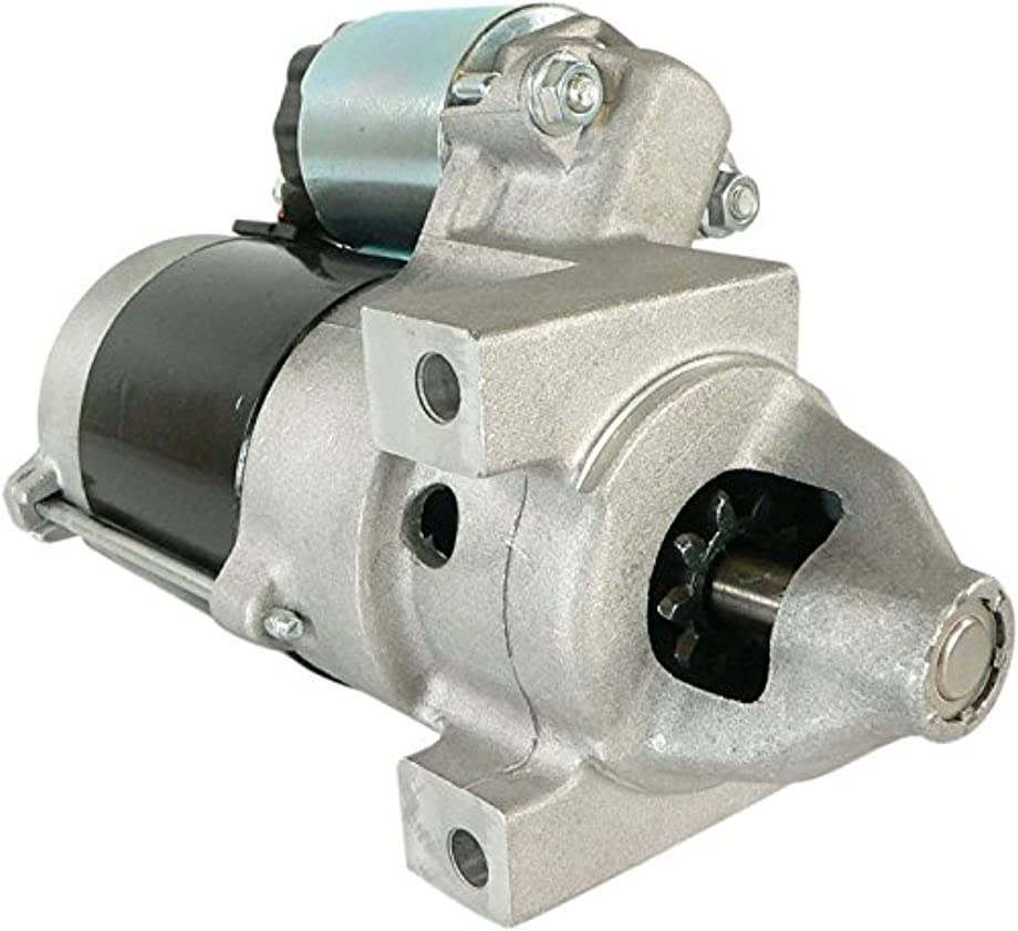 DB Electrical SND0007 New Starter for Cub Cadet Kohler 2409801 2409803 1209817 ND128000-7480 17628A 112546 KH-24-098-01-S 128000-7480 228000-2640 9722809-264 410-52050 AM107631 AM108390 AM124993