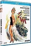 7 veces mujer - BD [Blu-ray]