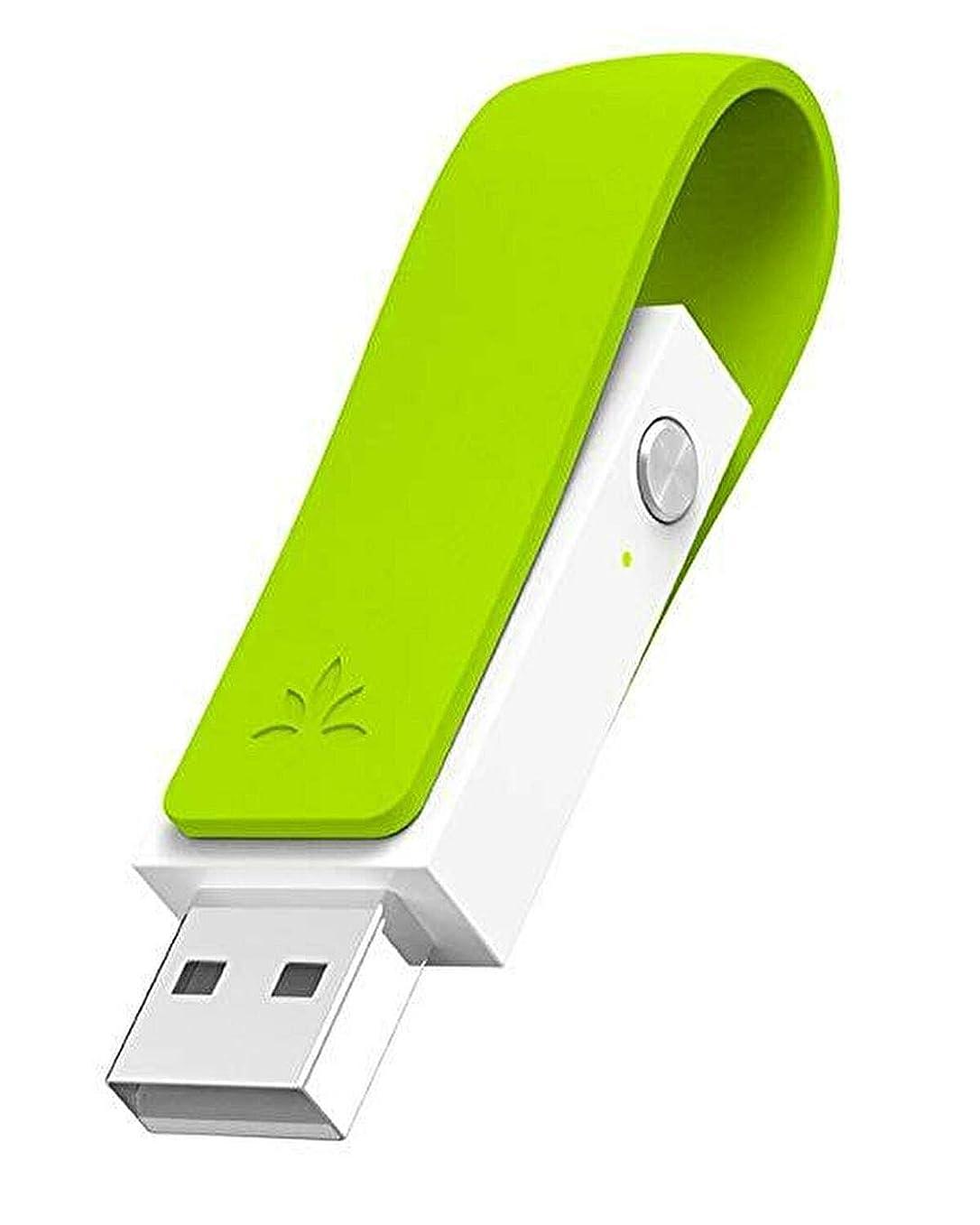君主リーフレットピンク充電不要 ドライバーインストール不要 bluetooth オーディオアダプター USB ブルートゥース トランスミッター aptX LL 高音質 低遅延 PC Mac PS4 Nintendo Switch 用 Leaf