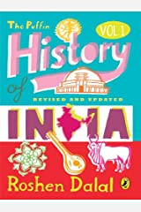 The Puffin History of India Volume 1 Kindle Edition