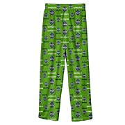 100% polyester Elastic waistband Officially licensed by the MLS Youth boys sizing: Small (8), Medium (10-12), Large (14-16), X-Large (18-20)