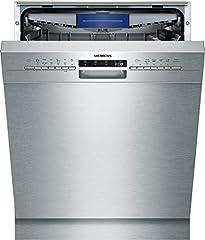 Siemens SN436S01KE iQ300 diskmaskin/A++ / 262 kWh/år / 2660 L/år/försköljning