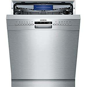 Siemens sn436s01ke Undercounter 13places A + + Stainless Steel Dishwasher – Dishwasher (Undercounter, A, A + +, Full Size, Stainless Steel, Buttons)