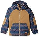BILLABONG Jungen All Day Boys Insulated Snow Jacket Isolierte Jacke, Apfelbutter, XL