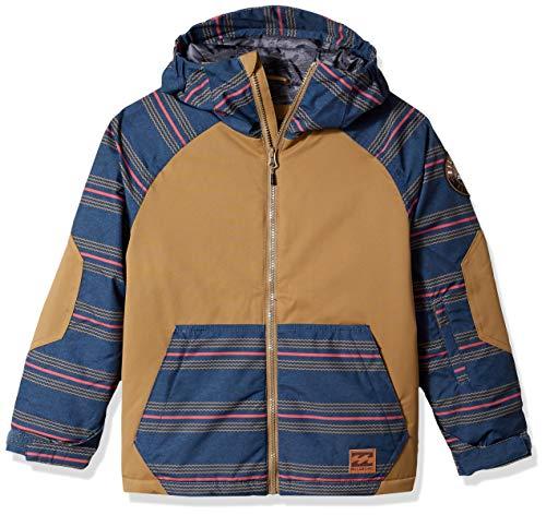 BILLABONG Jungen All Day Boys Insulated Snow Jacket Isolierte Jacke, Apfelbutter, X-Large