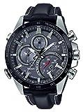 [カシオ] 腕時計 エディフィス スマートフォンリンク EQB-501XBL-1AJF メンズ シルバー