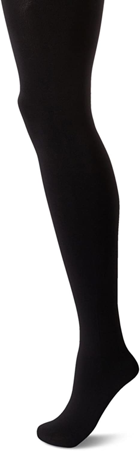 Hue Women's Made To Move Blackout Opaque Shaping Tights