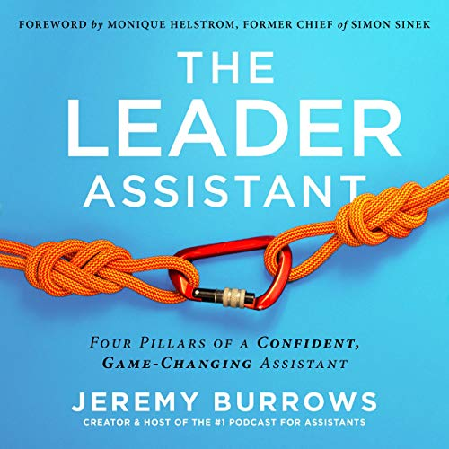 The Leader Assistant Audiobook By Jeremy Burrows cover art