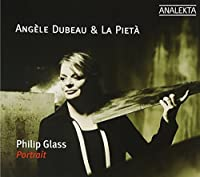 Philip Glass: Portrait by Angele Dubeau (2008-10-14)