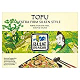 - Blue Dragon - Extra Firm Silken Tofu | 349g | BUNDLE by Blue Dragon