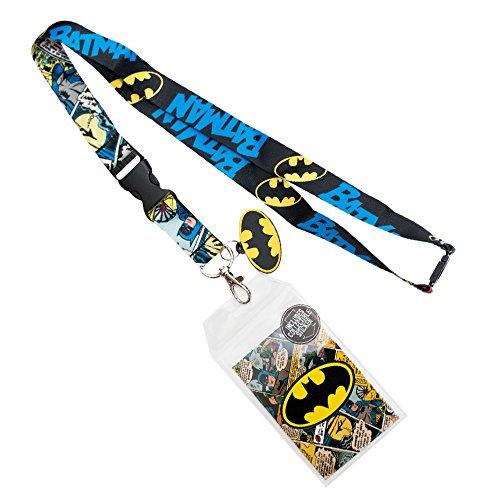 Cordón Llavero  marca Batman