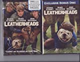 "Leatherheads Widescreen LIMITED EDITION 2 DISC DVD SET Includes BONUS DISC Featuring ""The History of Leatherheads""; "" A Day at Football Training Camp""; ""The Leatherheads Look"" & More"