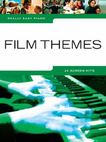 Really Easy Piano Film Themes: Noten für Klavier