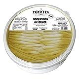 Boquerón al Vinagre Yurrita Peso 620 gramos - Boquerones del Cantábrico Yurrita Gastronomika en vinagre y aceite de oliva - elaborados y envasados artesanalmente