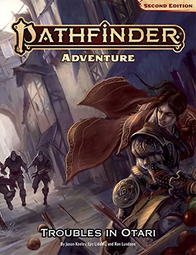 Pathfinder Adventure: Troubles in Otari (P2)