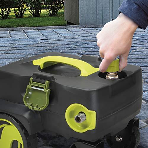 Sun Joe SPX6001C 1160 MAX PSI 40V Cordless Pressure Washer, Kit (w/4.0-Ah Battery + Quick Charger)