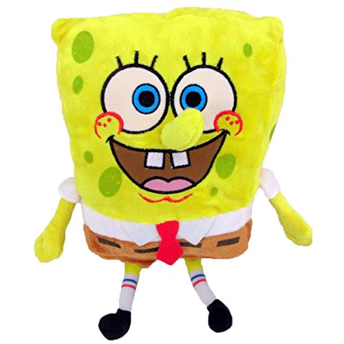 Spongebob 30cm Classic Plüsch Bob Schwammkopf Super Weich Plüschtier Fernsehserie