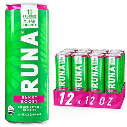 3. RUNA Organic Clean Energy Drink