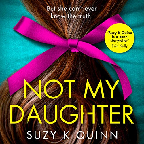 Not My Daughter cover art