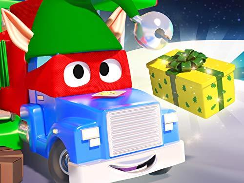 【Weihnachten】Der Schlitten vom Weihnachtsmann / Der riesige Elfen Truck