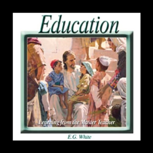 Education audiobook cover art