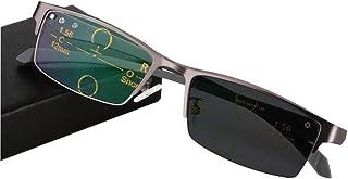 fbc318d59d Gafas de Lectura Masculinas y Femeninas Espejos Planos, Protección UV  Decoloracion transicional Gafas de Sol