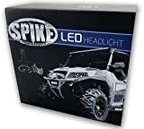 LED Replacement Bulb Kit By Spike (Polaris vehicles) (with LED Filter)