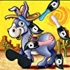 Donkey Game (mask & 12 tails included) Party Accessory (1 count) (1/Pkg) #5