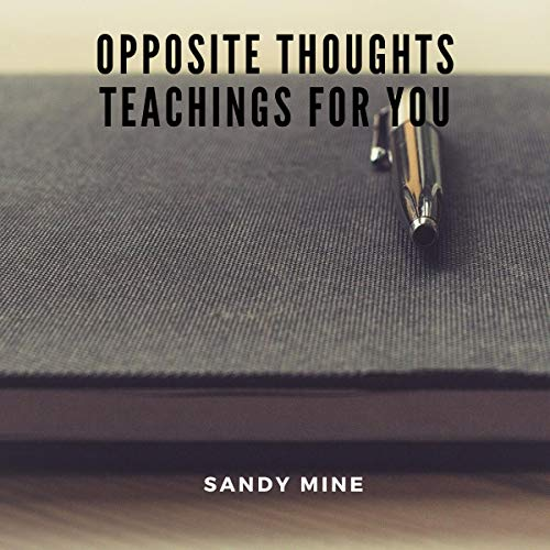 Opposite Thoughts audiobook cover art